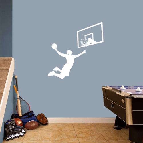 sports themed wall decals