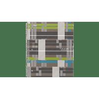 Five Star Graphics Notebook, Blue