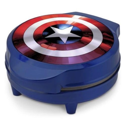 Disney Captain America Shield Waffle Maker