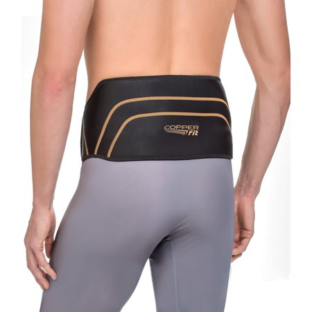 """Copper Fit Back Support, size 28""""-39"""""""