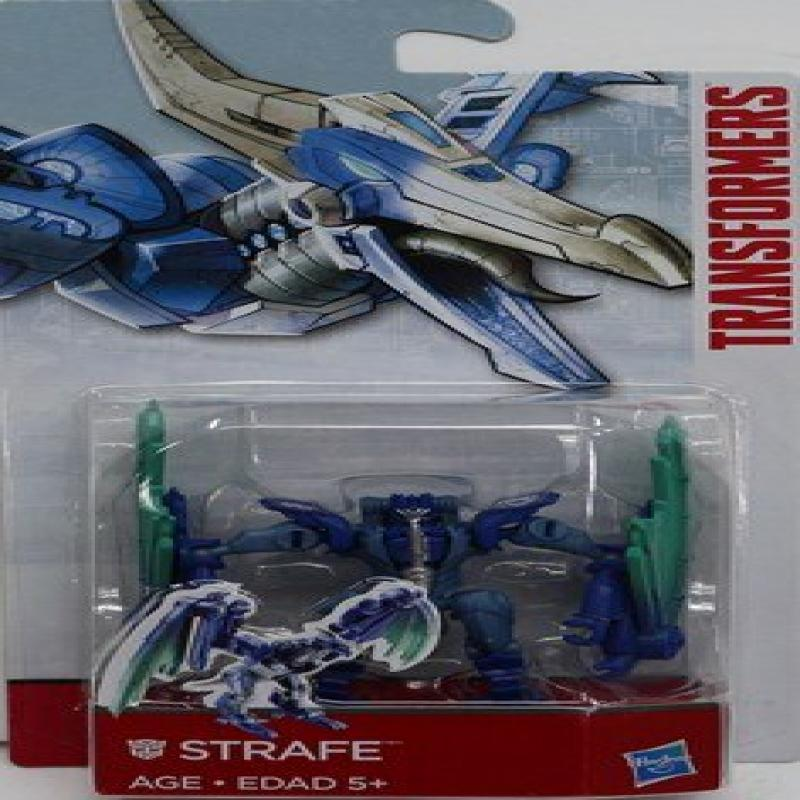 Transformers Strafe Hasbro 2013 Single Action Figure Collector Style 3 by