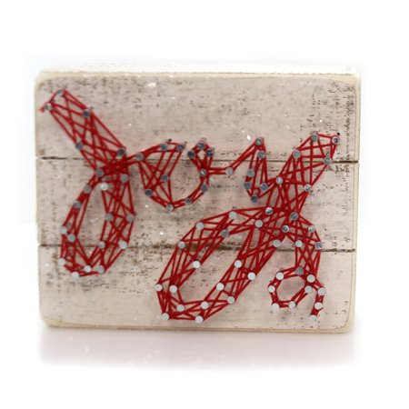 Christmas String Art (Christmas JOY STRING ART Wood Box Sign)