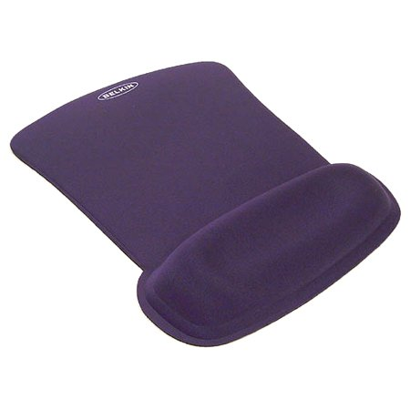 Belkin F8E262-BLU WaveRest Series Gel Mouse (Maiden Mouse Pad)