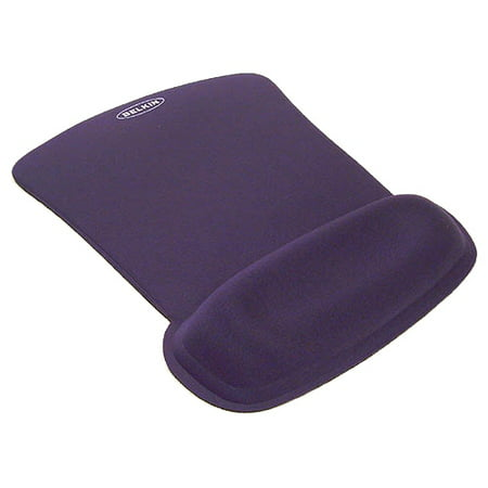 Belkin F8E262-BLU WaveRest Series Gel Mouse Pad
