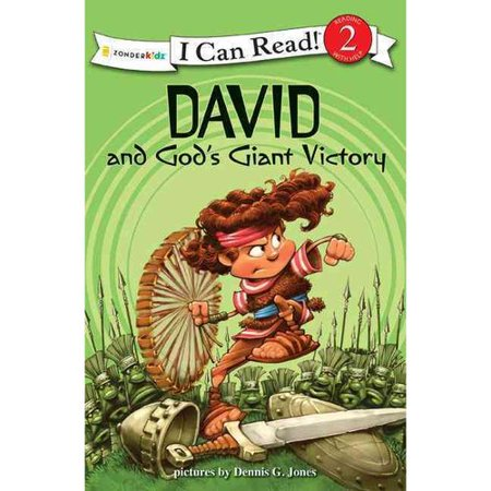 David and Gods Giant Victory by