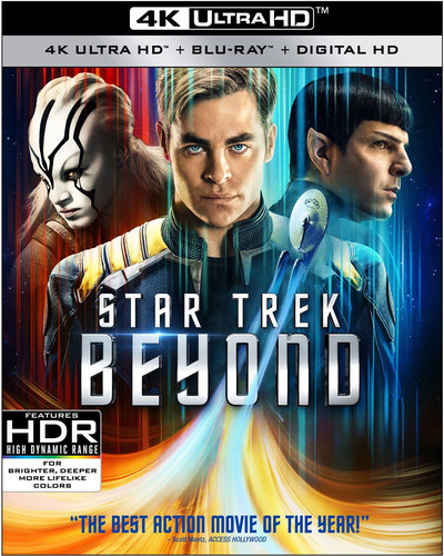 Star Trek Beyond (4K Ultra HD + Blu-ray) by