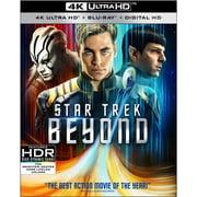 Star Trek Beyond (4K Ultra HD + Blu-ray) by