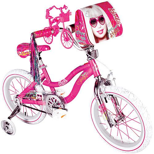 "16"" Barbie Girls' Bike"