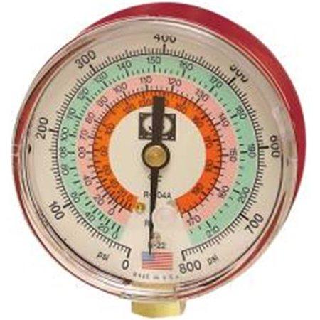 Jb Industries 505316 Pressure Gauge 3- 12 In