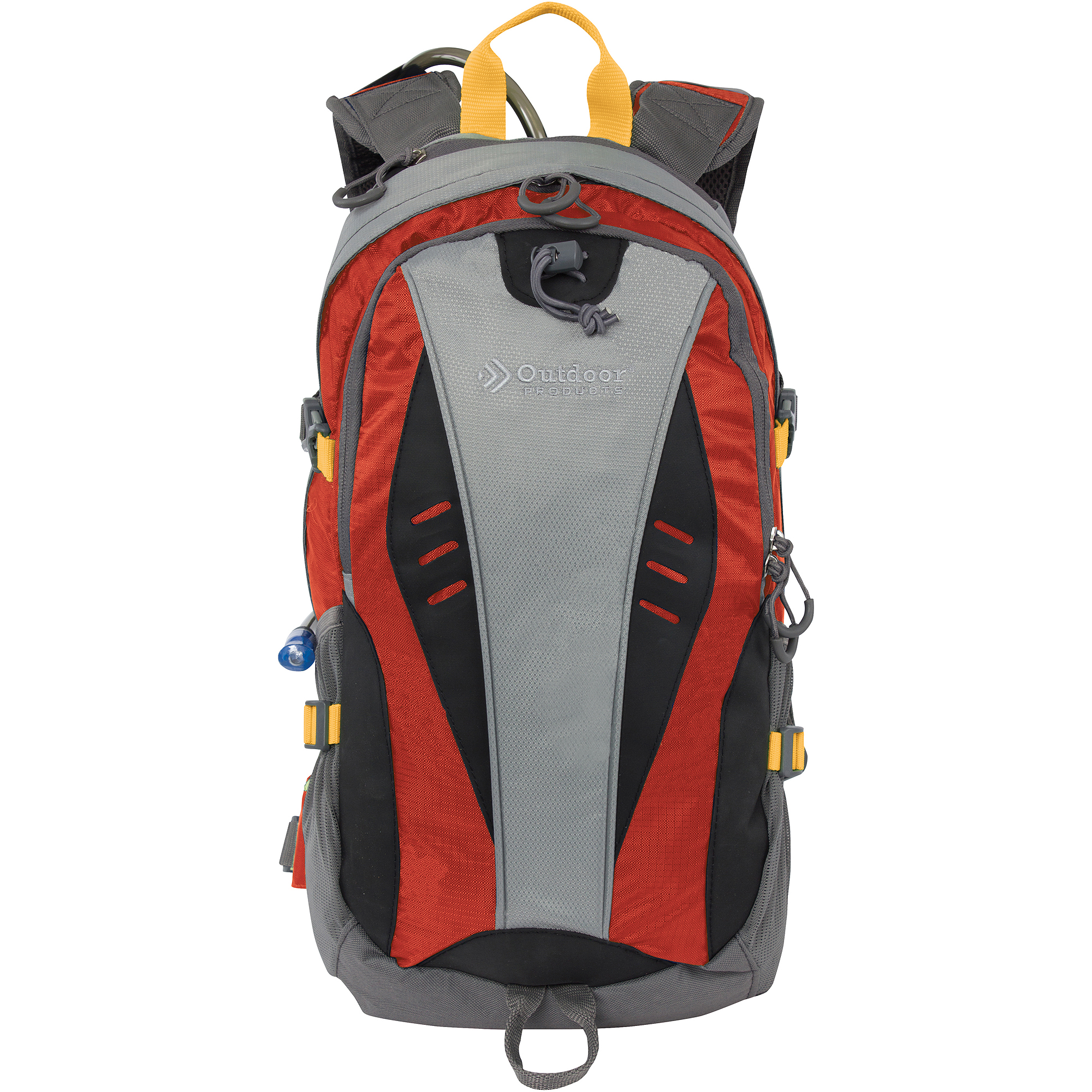 Outdoor Products Hydration Backpack, Red