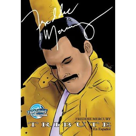 Tribute : Freddie Mercury (Freddie Mercury Outfit)