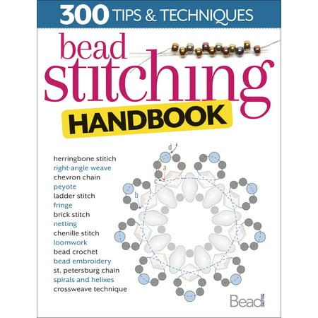 Bead Stitching Handbook (Jewelry Magazine)