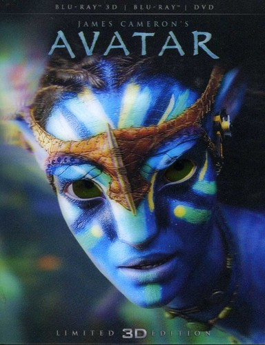Avatar (Blu-ray + DVD) by NEWS CORPORATION