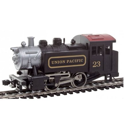 Canadian Pacific Steam Engine - Model Power 965101 HO Union Pacific 0-4-0 Tank Switcher Steam Engine DCC with So