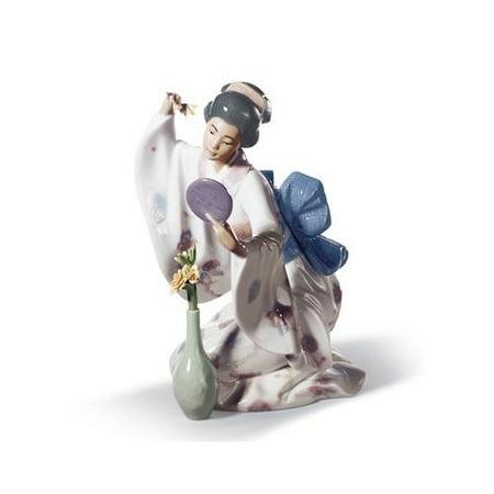 Lladro Mirror Mirror 6748 Porcelain Figurine