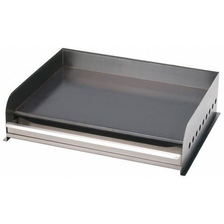 CROWN VERITY PGRID-30 Griddle Plate, 30 In.