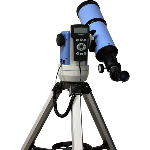 SmartStar R80 GPS Computerized Telescope with Back Pack, Blue