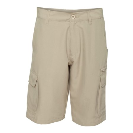 Burnside Men's Microfiber Shorts, Style 9803 (Eastbay Microfiber Shorts)