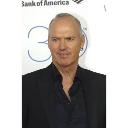 Michael Keaton At Arrivals For 30Th Film Independent Spirit Awards 2015 - Arrivals 2 Canvas Art -  (16 x