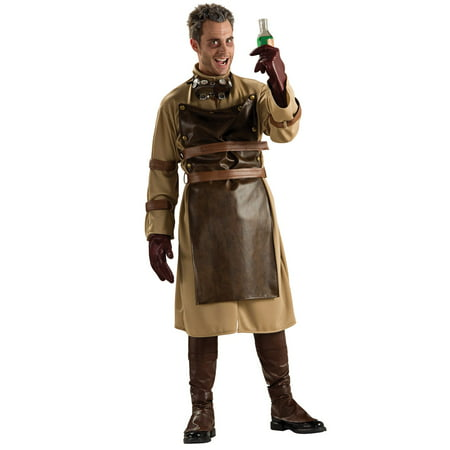 Men's Mad Scientist Costume - Mad Scientist Coat