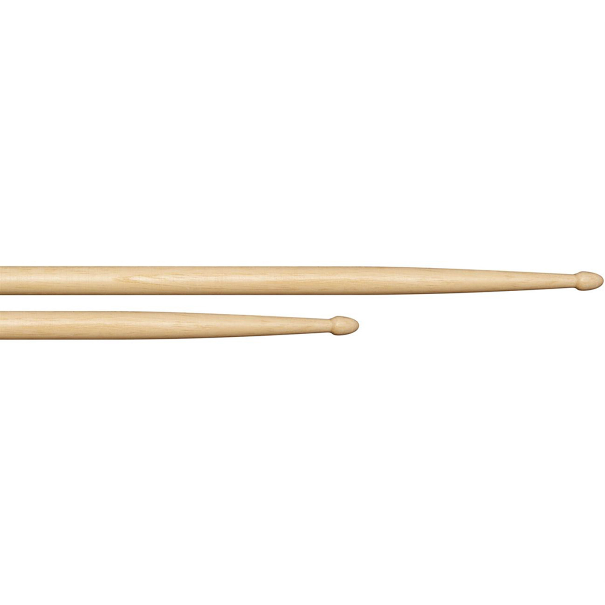 Vater American Hickory 7A Stretch Wood Tip Drumsticks by Vater