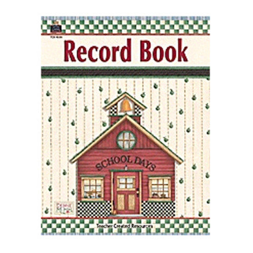 Teacher Created Resources Dm Record Book