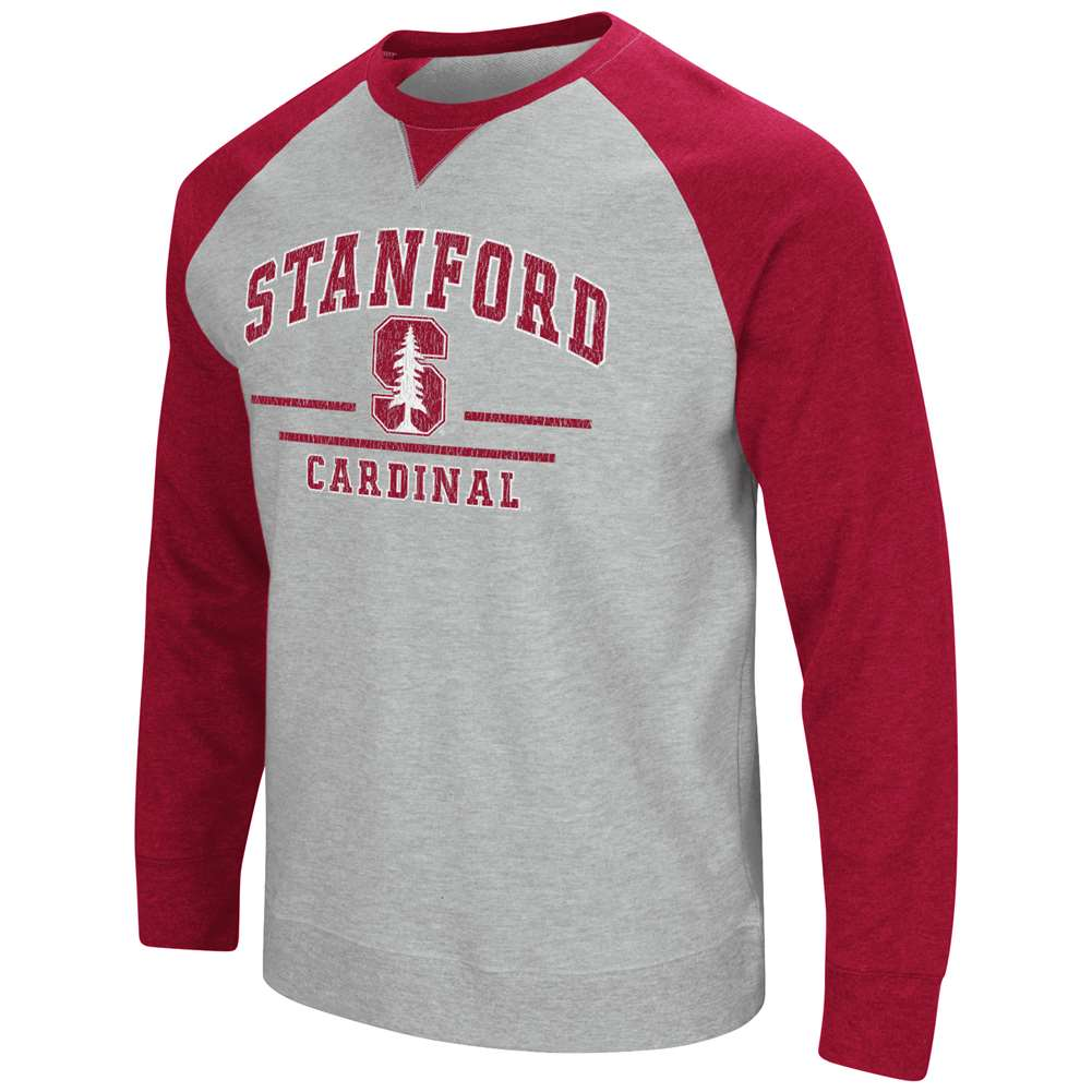 Stanford Cardinal Colosseum Turf Fleece Crew Sweatshirt