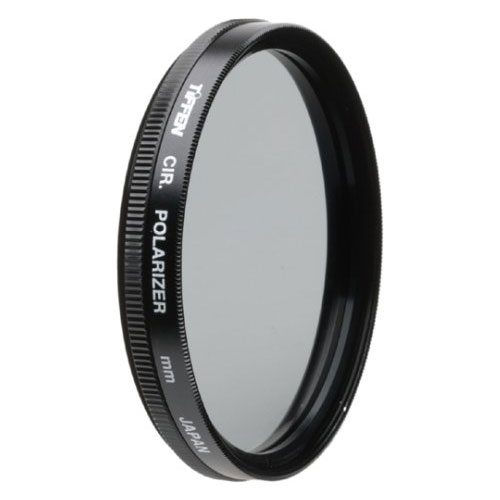 Tiffen 49mm Circular Polarizing Lens Filter
