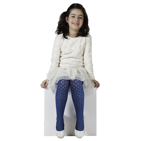 a3a24f165 Felicity Legwear - Kids Fishnet Patterned Pantyhose