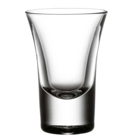 Bormioli Rocco Dublino Shot Glass Set of 6 - 1 4/8 oz.](1 Oz Shot Glass)
