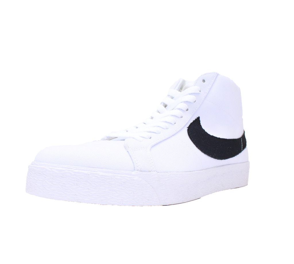 new style 5df05 f8066 new zealand nike blazer mid canvas black out b3bee 2e615
