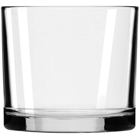 "5.1"" x 4.5"" Capstan Cylinder Glass Vase Clear - Threshold™"