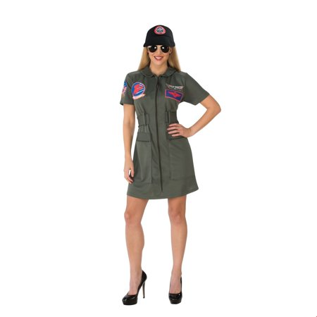 Adult Halloween Top Gun Hat Costume Accesory - Halloween Candy Gun Meme