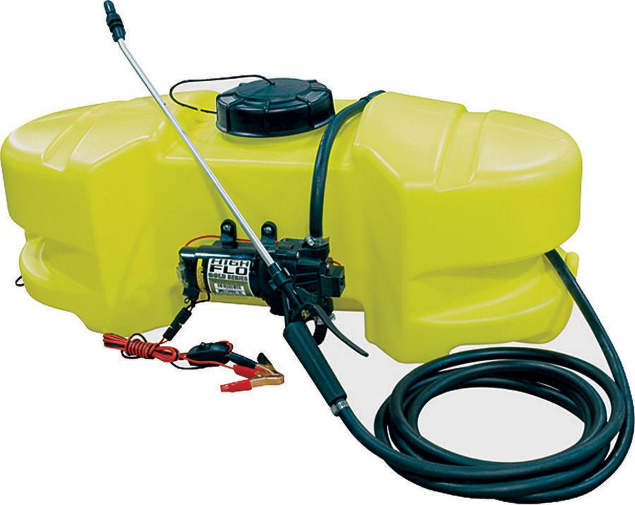 AG South Gold SC15-SS-GTNS Spot Sprayer, 15 gal Polyethylene Tank by AG SOUTH