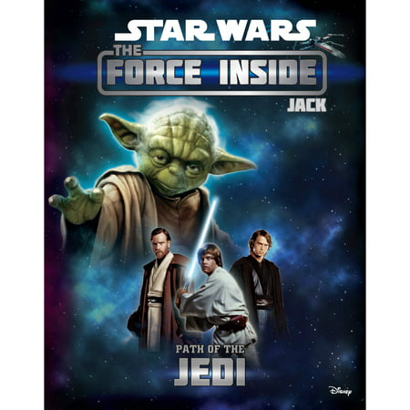 Personalized Book - Star Wars: The Force Inside (Personalized Star Wars)