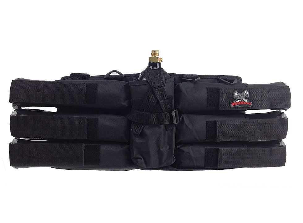 Maddog6+1 Paintball Harness by