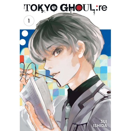 Tokyo Ghoul: re, Vol  1