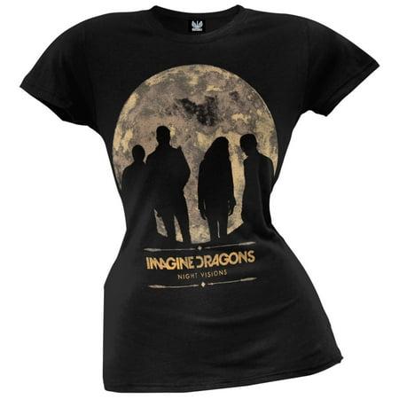 Imagine Dragons - Night Visions 2013 Tour Juniors T-Shirt