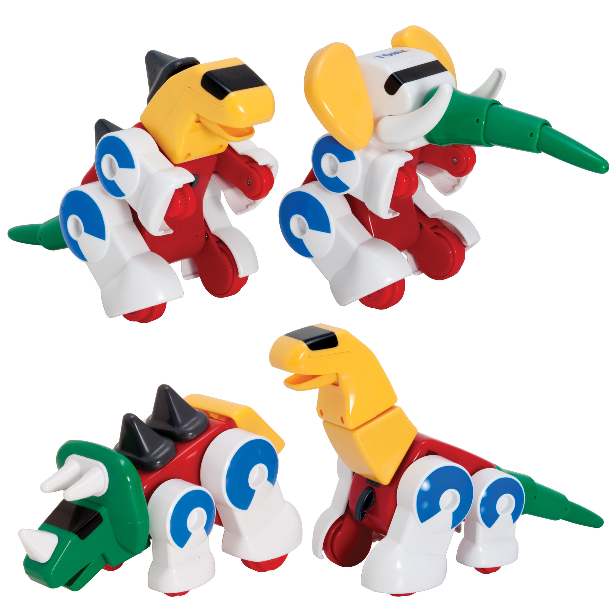 Toomies Constructables Dinos