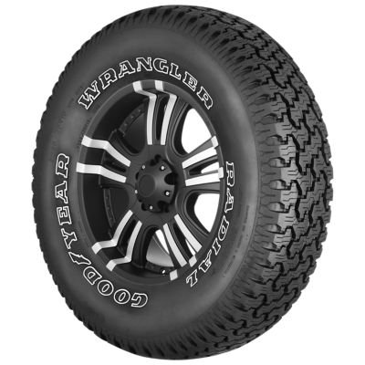 Goodyear Wrangler Radial 235/75R15 105 S Tire (The Best Truck Tires)