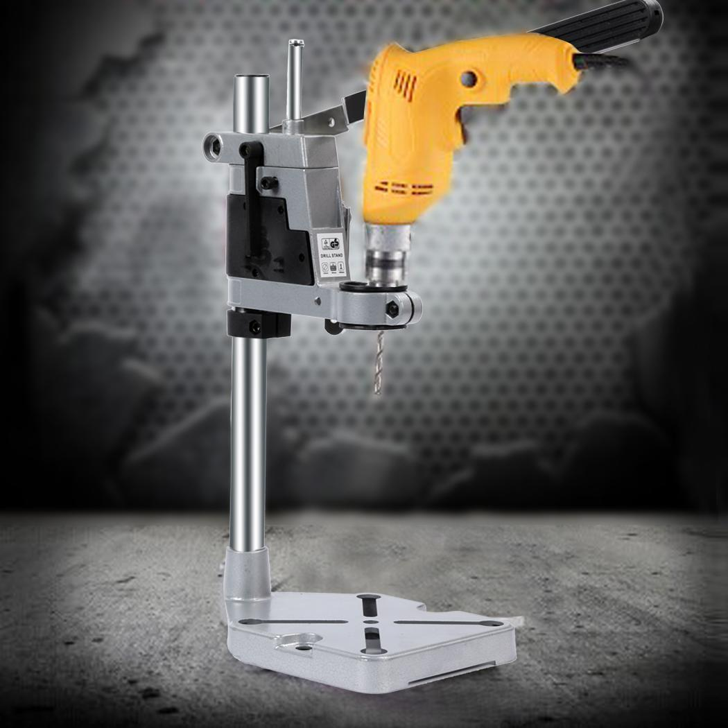 Drill Press Aluminum Multifunction Drill Press Support Stand Rotary Tool