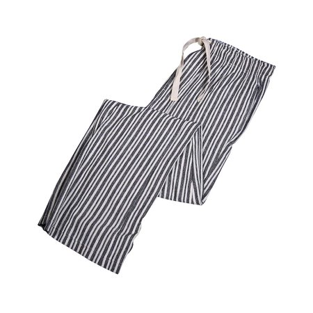 - Sterling by Majestic International - Mens Knit Lounge Pant Gray / Medium