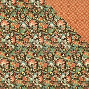 """Enchanted Forest Double-Sided Cardstock 12""""X12""""-Sumptuous Floral"""
