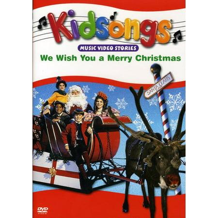 Kidsongs: We Wish You Merry Christmas (DVD) ()