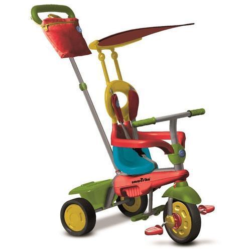 Smart-Trike 6700100 - Joy Touch Steering 4-in-1 Trike - Unisex