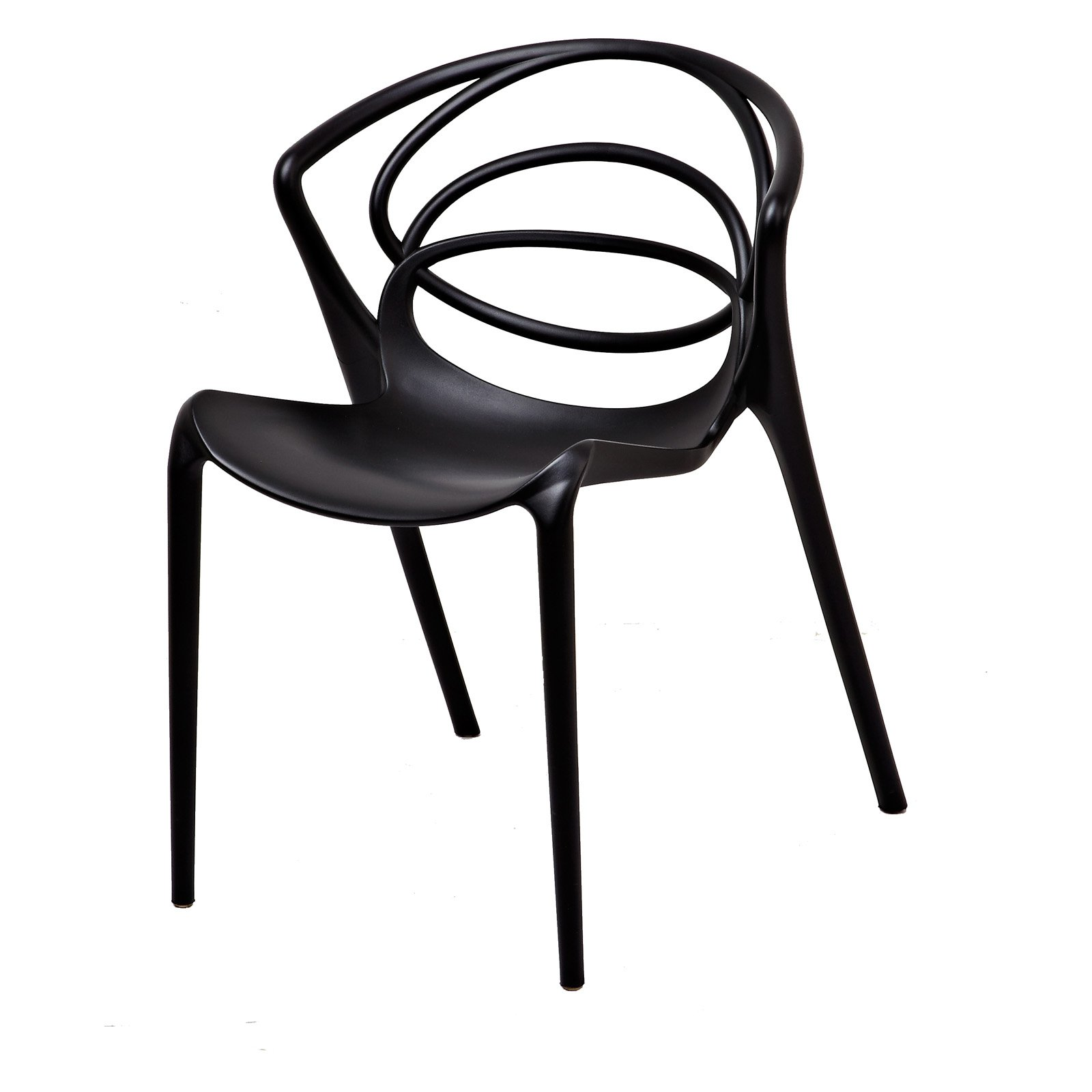 Gold Sparrow Orion Stackable Dining Side Chair - Set of 2