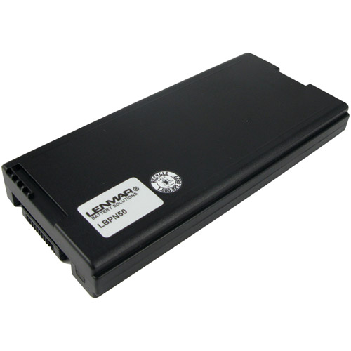 LENMAR LBPN50 Panasonic(R) CF-29 & CF-52 Notebook Computers Replacement Battery