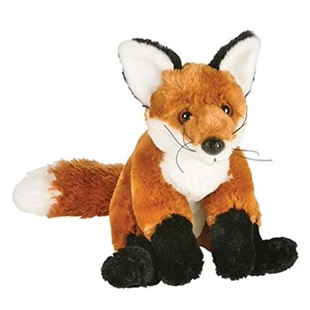 10  Red Fox Plush Stuffed Animal Toy