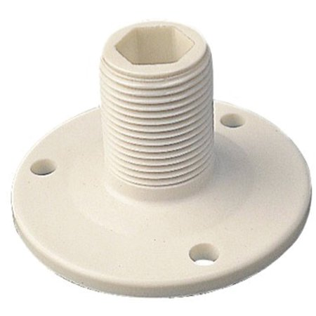 Sea Dog Fixed Antenna Base, Nylon (Sea Dog Fittings)