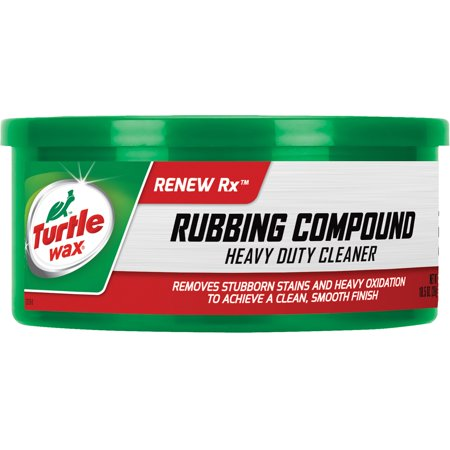 Turtle Wax Renew Rubbing Compound (Best Auto Rubbing Compound)